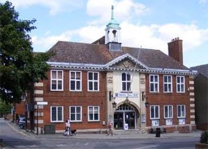Hitchin Town Hall