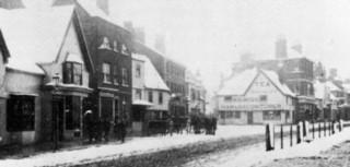 Bancroft circa 1900