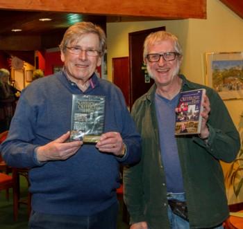 Richard Whitmore and Sam Hallas