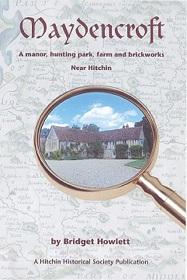 Maydencroft cover