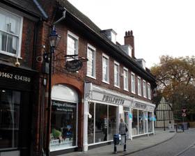 Philpott's in Sun Street