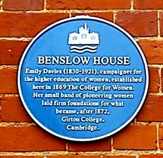 Benslow plaque