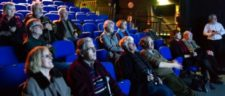 Old Hitchin DVD audience