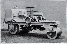Perkins motor roller